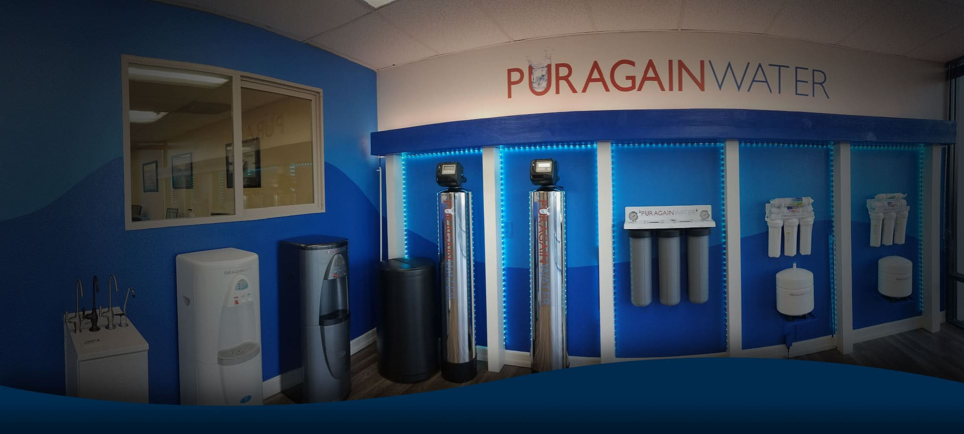 Puragain Water | Water Filtration systems & Water Softeners